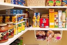 ORGANIZING 101: Kitchen/Pantry