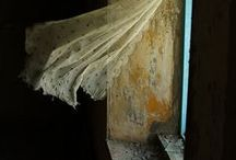 Abandoned / Abandoned and forgotten places, corners, nooks & crannies, rusted memories....