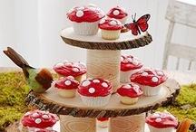 RECIPES: (Cup)Cakes / Self-Explanatory