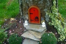 DECORATE: Yard Projects...for the future, after I get a yard!!! / by Dawn Oxnard