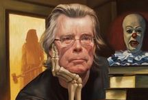 All Things King / My fav author Stephen King. Books, Trivia, Quotes.