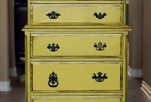 CeCe Caldwell Chalk Paint Ideas / by Nancy Rhodes