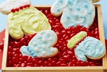 Cookies and Bars / by Sally Mattson-Hunt