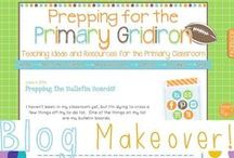 Blogging Tips / by Primary Gridiron/3rd Grade Gridiron
