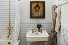 Bathroom remodel / by Elisha Tomberlin