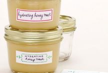 Homemade DIY Beauty Products / by Christian Donaldson