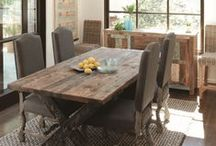 Home Sweet Home: Dining Room