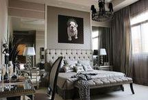Bedroom design  / by Deanna O'Brien