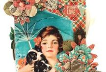 Albums - G45 Mini Albums / Inspiring and awesome videos of Graphic 45 mini albums and journals