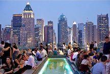 Roof Top Bars