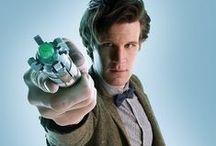 Doctor Who / Love love love Doctor Who! #11 Matt Smith my fav! #10 David Tenant a very close second!