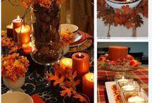 Fall Sayings / (DIY) Decorations