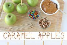 Caramel Apple Goodies