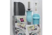 """Crafty Tools - Fuse Tool / Just got this! We R Memory Keepers Fuse Tool. See also board """"Cards - Shaker Cards"""""""