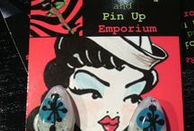 Rockabilly Pin Up / by Rockin' Ramzi's