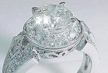 Sparkles love / Diamonds, rings, gold, silver, white gold, sparkles, engagemnt rings.