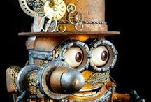 Steampunk Me / by Jann Muhlhauser