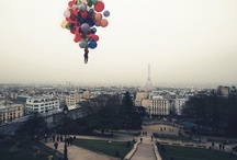 Paris / by Hillary Maynard