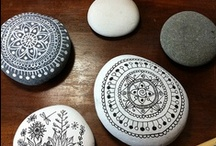 Zentangles and almost Zentangles / by Diane Roush