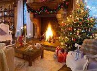 Christmas Decorations / Christmas decorations, home, design, decorating, xmas, celebrate, holidays.