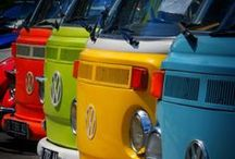 VW Campers / One day I will have one! WV, camper, retro, Volkswagen, van