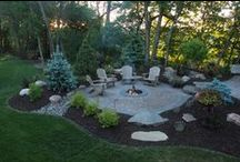 Outdoor Spaces / by Kelly Anderson
