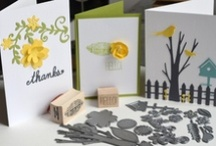 Handmade Greeting Cards / by Diane Roush
