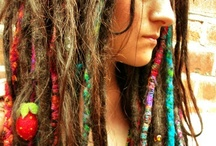 Hippy at heart / Hippy, free soul, follow your soul, bohemian, lifestyle