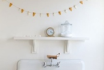 Laundry & Mud Rooms / by Holly Casto | Charm & Gumption