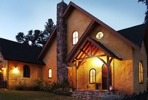 Dream house / Dream home, architecture, house, design