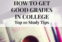 Surviving college / Looking to make it through college? We can help. / by ValoreBooks
