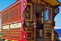 Gypsy Caravans / Gypsy, caravan, accomodation, stay, beautiful