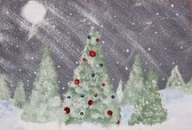 Christmas / Christmas crafts and fun activities for the elementary classroom.