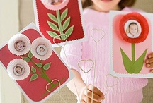 Mother's & Father's Day / Fun and creative crafts to celebrate Mom & Dad.
