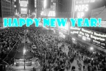 Happy New Year 2013 / Happy New Year 2013!!! / by Rockin' Ramzi's