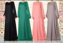 Fashion - Muslimah Style Ideas / by Kimberly Polman