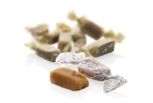Soft Toffees / Chewy and delicious.