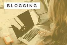 Blogging / Blogging, blogging tutorials, blogging courses, blog growth, blogging tips, blogging for beginners, social media, earn money blogging, facebook, twitter, Pinterest, email marketing, blog traffic, SEO