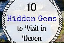 Devon / Things to see and do in Devon including days out, places to eat and seasonal activities.