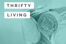 Thrifty Living / Thrifty living including money saving tips, money making ideas, budgeting, living well spending less and how to reduce food bill.