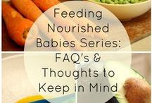 """Healthy Kid/Baby Recipes / Adapting the """"Nourishing Traditions"""" Way for Kids / by Rebekah Grace"""