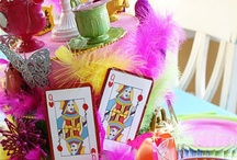 Mad hatters tea party / Mad Hatters tea party, kids party, party decor