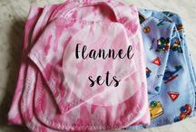 Warm & Fuzzy Knits (business) / We make items for babies and children.