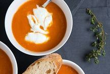 Soups / Soups, home cooking, Winter food, thrifty food, comfort food.