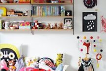 Colourful Boys Bedrooms / Home decor, interior design, boys bedroom, colourful bedroom.