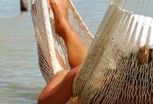 Summer / Sun, sea, sand, long days.