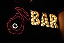 Bar à huîtres / huître - oyster