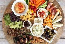 Summer Food / Summer food, healthy eating, salads, BBQ's, alfresco.