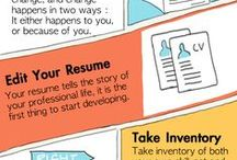 Landing your dream job / Resumes, interviews, networking... it's all part of the process.