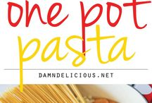 Pasta Recipes / Who doesn't love a good pasta recipe?